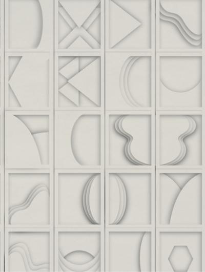 Geometric-stucco-wallpaper-mural