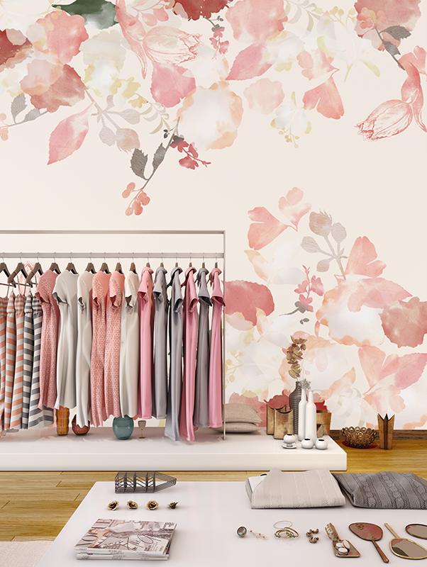 pastel-flowers-pink-designer-wallpaper-mural