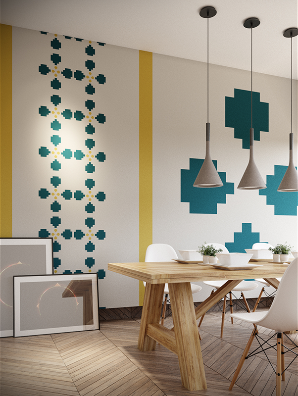 traditional-romanian-pattern-designer-wallpaper-mural