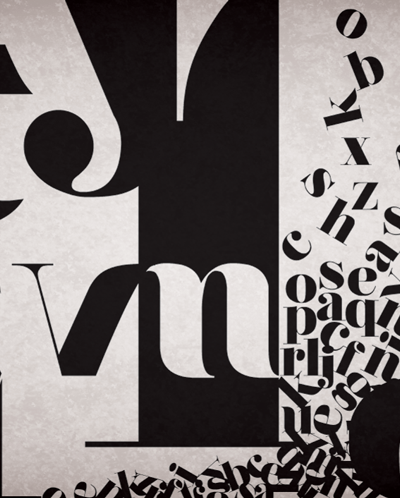 typography-dark-accent-wallpaper-mural
