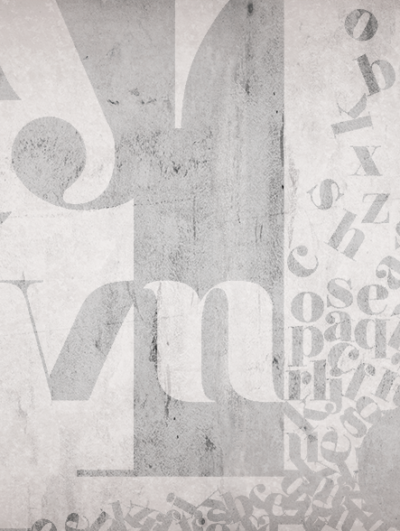 typography-light-accent-wallpaper-mural