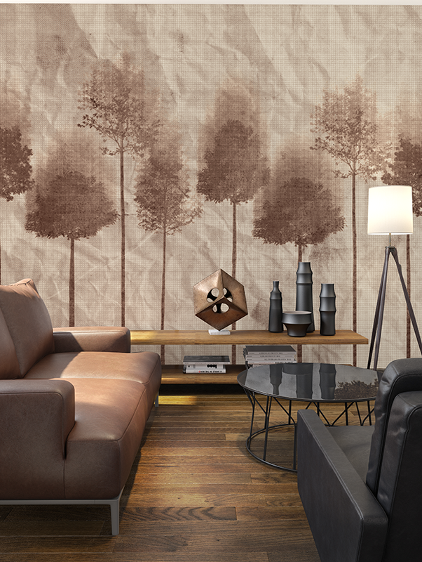 Into the wild wallpaper mural designer wallpaper for Designer wallpaper mural